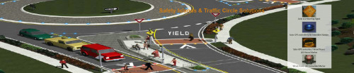 Safety Islands & Traffic Circle Solutions